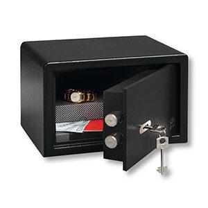 Burg Wächter værdiskab PointSafe P 1 S med nøgle lås