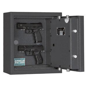 Våbenskab til pistoler kwt900