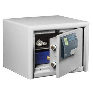 Burg Wächter værdiskab Dual-Safe DS 415 K - E FP elektronisk kodelås.