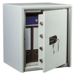 Burg Wächter Værdiskab Dual-Safe DS 445 K - S med nøgle lås.
